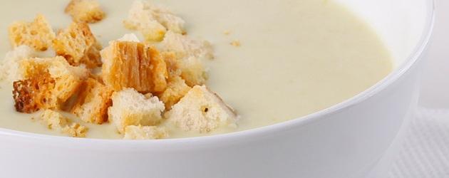 Kartoffelsuppe Opskrift Kartoffel Og Suppe I Sund Forening