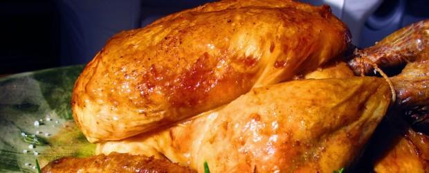 kylling i ovn med sovs