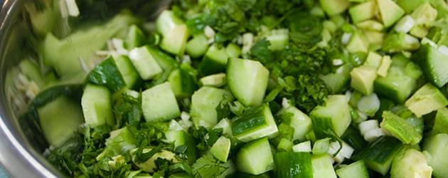 Lækker Sommersalat Opskrift Nem Dressing Og Lækker Salat Til