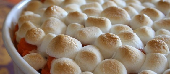 Opskrift På Sødkartoffel Kasserolle Eller Sweet Potato Casserole